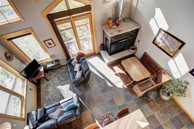 705 E Anemone Trail E #201, Dillon, CO 80435 (MLS #S1017555) :: Colorado Real Estate Summit County, LLC