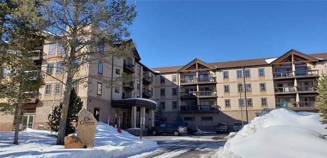 22787 Us Hwy 6 #415, Keystone, CO 80435 (MLS #S1017564) :: Mountain Habitat, LLC