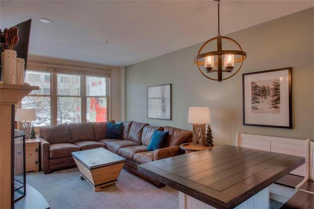 140 Ida Belle Drive #8191, Keystone, CO 80435 (MLS #S1017566) :: Colorado Real Estate Summit County, LLC