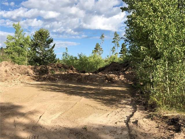 428, 466 Monument Court, Kremmling, CO 80459 (MLS #S1017568) :: Colorado Real Estate Summit County, LLC
