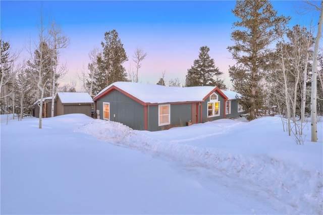 42 Ore Lane, Fairplay, CO 80440 (MLS #S1017572) :: Colorado Real Estate Summit County, LLC