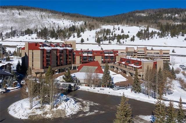 189 Ten Mile Circle 731B&D, Copper Mountain, CO 80443 (MLS #S1017580) :: Dwell Summit Real Estate