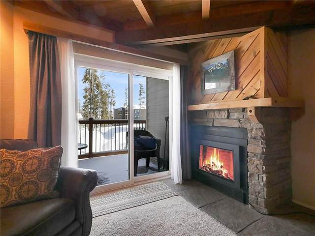 4200 Lodge Pole Circle 104-I, Wildernest, CO 80498 (MLS #S1017588) :: Colorado Real Estate Summit County, LLC