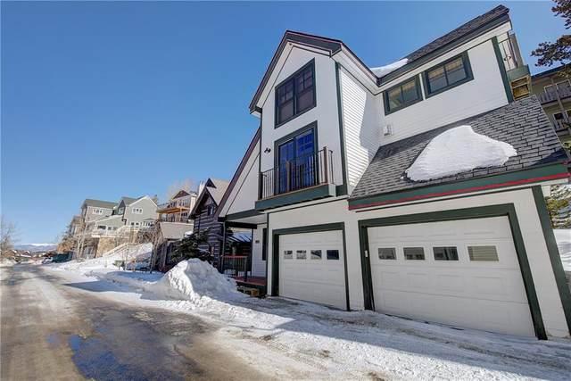 304 N Main Street N K1, K2, Breckenridge, CO 80424 (MLS #S1017591) :: Dwell Summit Real Estate