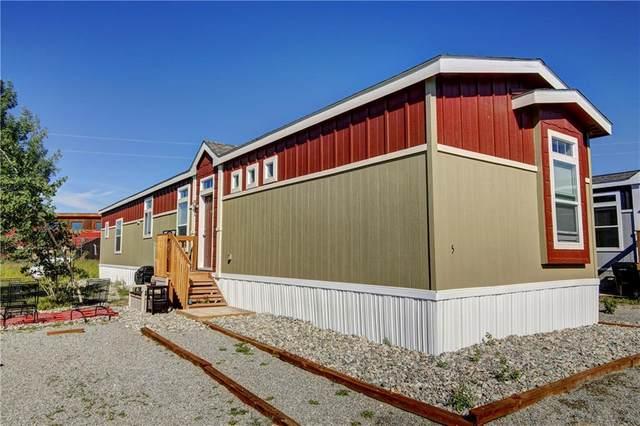 21980 U.S. Highway 285 #33, Fairplay, CO 80440 (MLS #S1017617) :: eXp Realty LLC - Resort eXperts