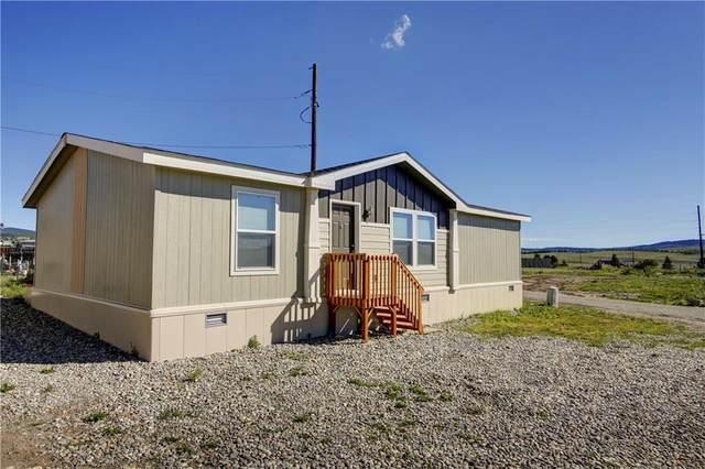 21980 U.S. Highway 285 #58, Fairplay, CO 80440 (MLS #S1017618) :: eXp Realty LLC - Resort eXperts