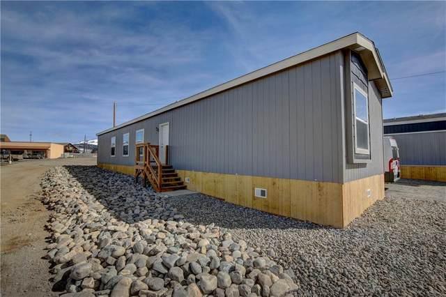 125 12th Street #3, Fairplay, CO 80440 (MLS #S1017622) :: Colorado Real Estate Summit County, LLC