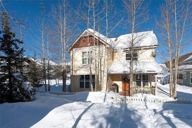 48 Cedar Green, Breckenridge, CO 80424 (MLS #S1017625) :: Colorado Real Estate Summit County, LLC
