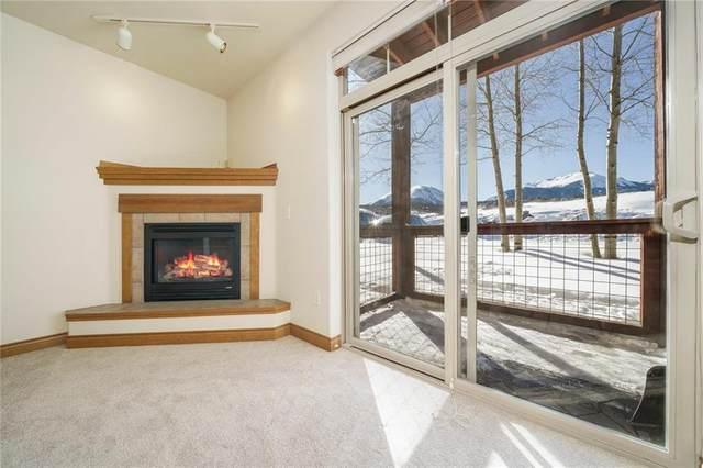 850 Blue River E3, Silverthorne, CO 80498 (MLS #S1017626) :: Colorado Real Estate Summit County, LLC