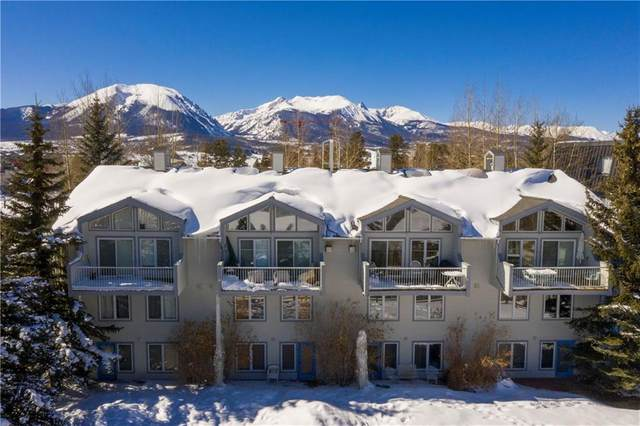 316 E La Bonte Street E B, Dillon, CO 80435 (MLS #S1017629) :: Dwell Summit Real Estate