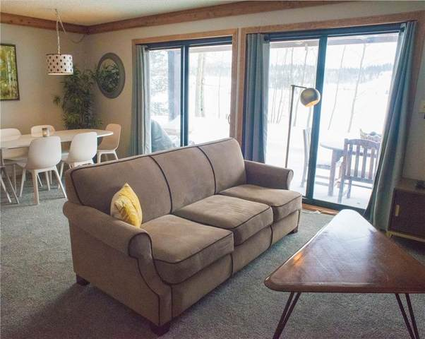 32 Corinthian Circle #104, Dillon, CO 80435 (MLS #S1017630) :: eXp Realty LLC - Resort eXperts