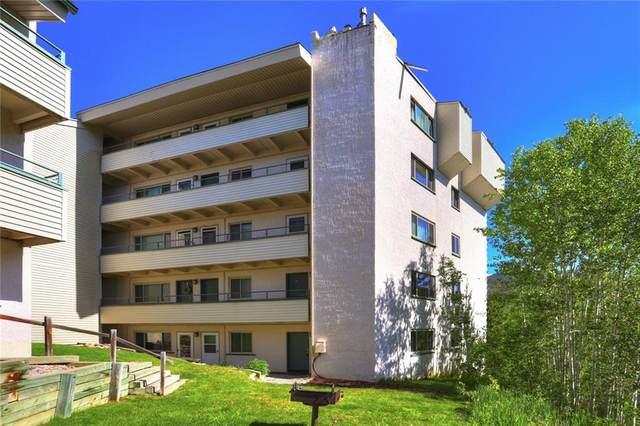370 E La Bonte Street E #102, Dillon, CO 80435 (MLS #S1017640) :: eXp Realty LLC - Resort eXperts