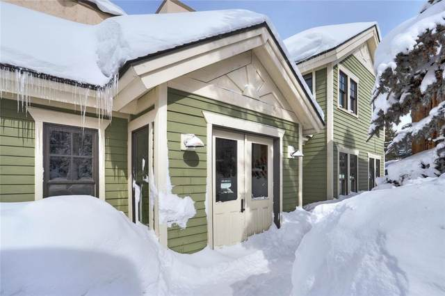 324 N Main Street N #4, Breckenridge, CO 80424 (MLS #S1017645) :: Colorado Real Estate Summit County, LLC