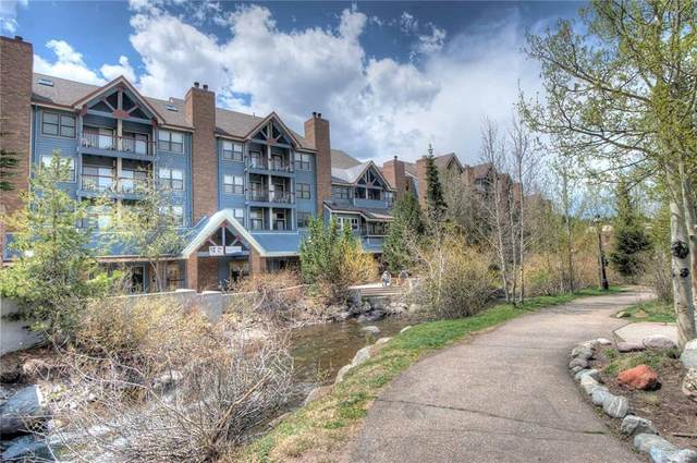 100 S Park Avenue E311, Breckenridge, CO 80424 (MLS #S1017664) :: Colorado Real Estate Summit County, LLC