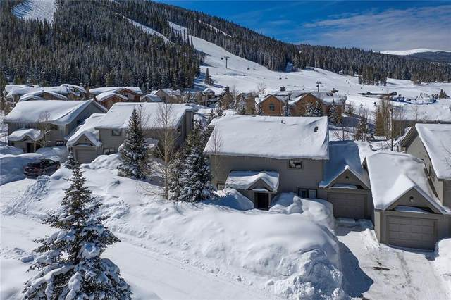 39 Fairway Lane #10, Copper Mountain, CO 80443 (MLS #S1017665) :: eXp Realty LLC - Resort eXperts