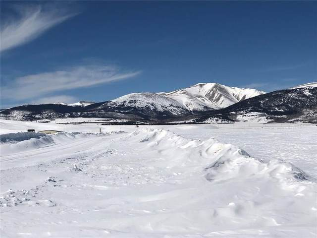 450 S South Park Drive, Como, CO 80432 (MLS #S1017667) :: Colorado Real Estate Summit County, LLC