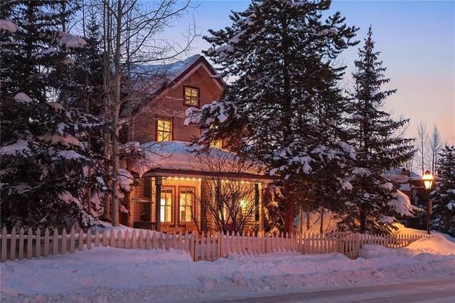 403 S Ridge Street A, Breckenridge, CO 80424 (MLS #S1017677) :: Dwell Summit Real Estate