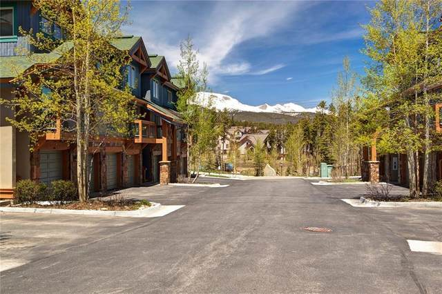 43 Snowflake Drive B-12, Breckenridge, CO 80424 (MLS #S1017712) :: eXp Realty LLC - Resort eXperts