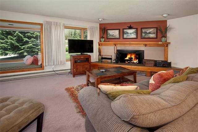 22280 Us Hwy 6 #1706, Keystone, CO 80435 (MLS #S1017714) :: Colorado Real Estate Summit County, LLC