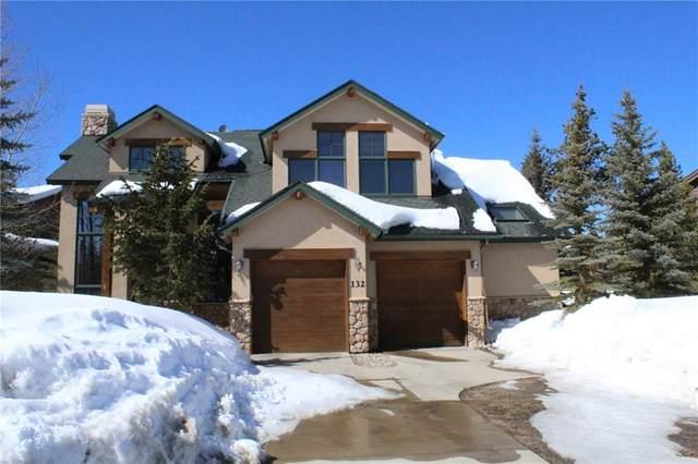 132 Rose Crown Circle, Frisco, CO 80443 (MLS #S1017730) :: Dwell Summit Real Estate