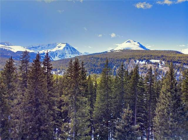 592 Doris Drive, Breckenridge, CO 80424 (MLS #S1017756) :: Colorado Real Estate Summit County, LLC