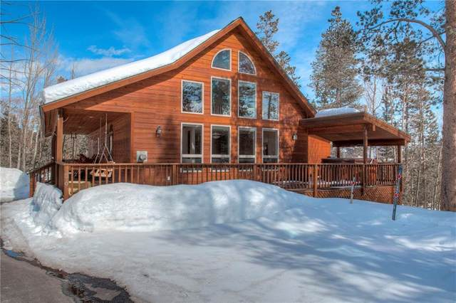 56 Springbeauty Drive, Silverthorne, CO 80498 (MLS #S1017777) :: eXp Realty LLC - Resort eXperts