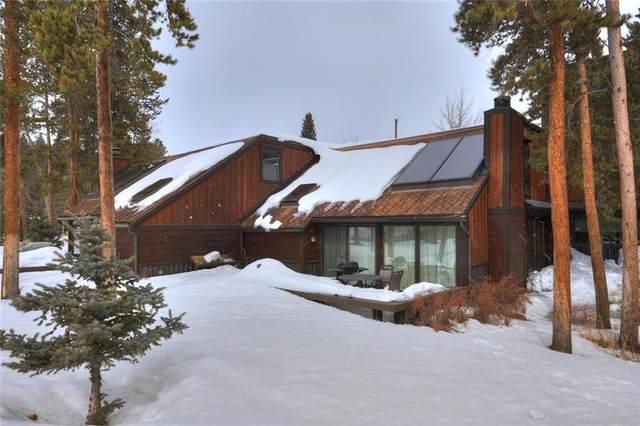 1446 Broken Lance Drive #7, Breckenridge, CO 80424 (MLS #S1017780) :: eXp Realty LLC - Resort eXperts