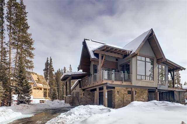 160 Cucumber Creek Road, Breckenridge, CO 80424 (MLS #S1017782) :: Dwell Summit Real Estate