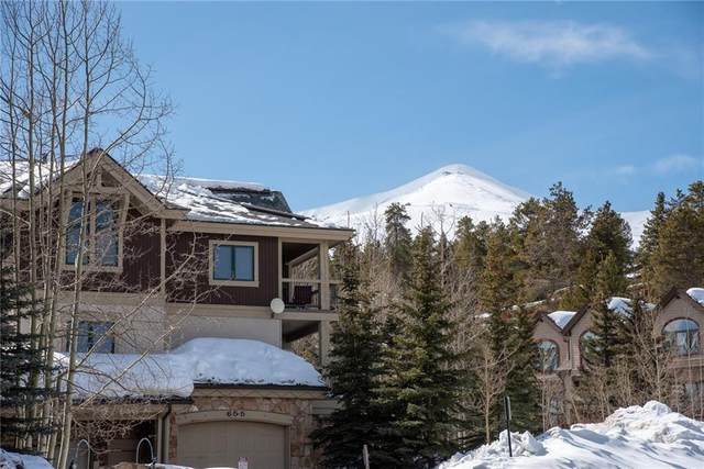 655 Four Oclock Road #104, Breckenridge, CO 80424 (MLS #S1017786) :: Colorado Real Estate Summit County, LLC