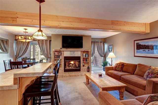 105 S Park Avenue S #114, Breckenridge, CO 80424 (MLS #S1017787) :: Dwell Summit Real Estate
