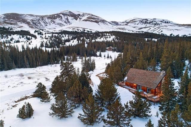 76 Cliffs Way, Alma, CO 80420 (MLS #S1017797) :: eXp Realty LLC - Resort eXperts