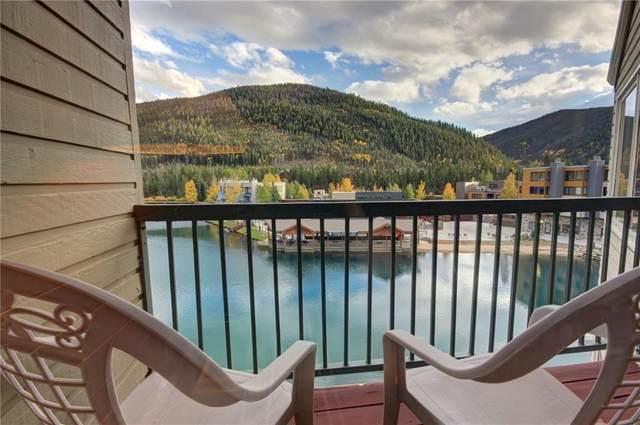 22080 Us Highway 6 #1495, Keystone, CO 80435 (MLS #S1017809) :: Colorado Real Estate Summit County, LLC
