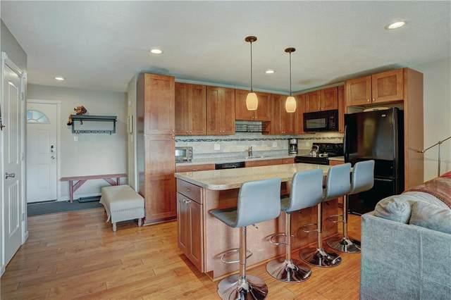 535 Straight Creek Drive #304, Dillon, CO 80435 (MLS #S1017813) :: Dwell Summit Real Estate