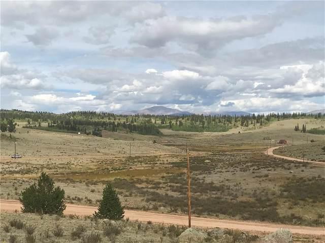 234 Haida Road, Como, CO 80456 (MLS #S1017816) :: Colorado Real Estate Summit County, LLC