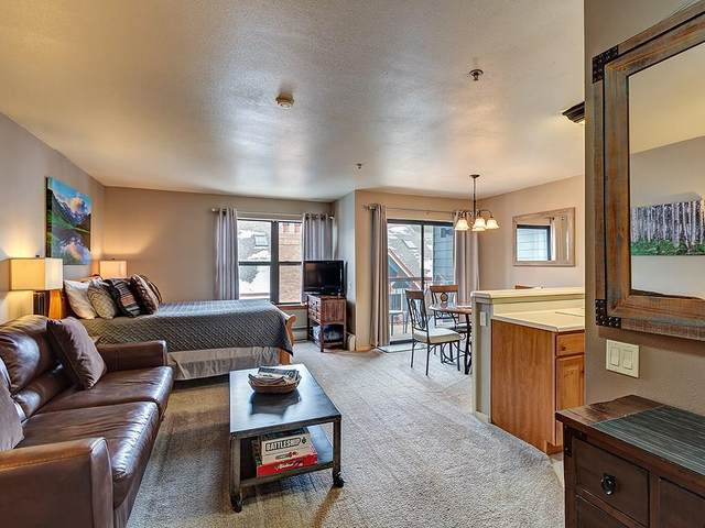 100 S Park Avenue S #407, Breckenridge, CO 80424 (MLS #S1017819) :: Colorado Real Estate Summit County, LLC