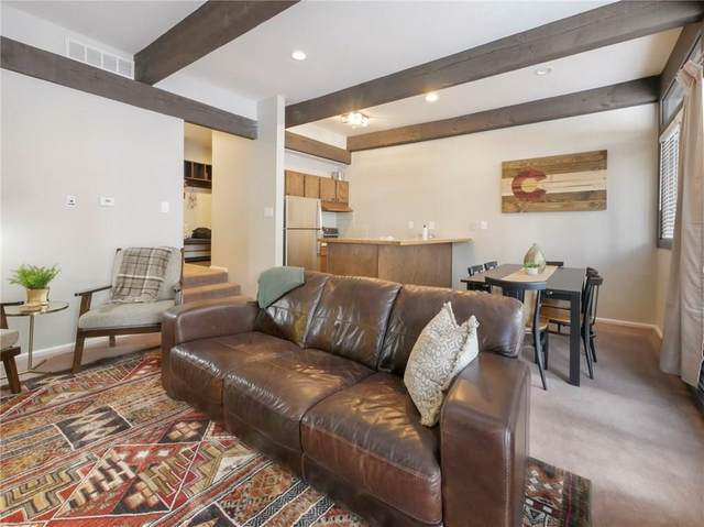935 Columbine Road #104, Breckenridge, CO 80424 (MLS #S1017831) :: Colorado Real Estate Summit County, LLC
