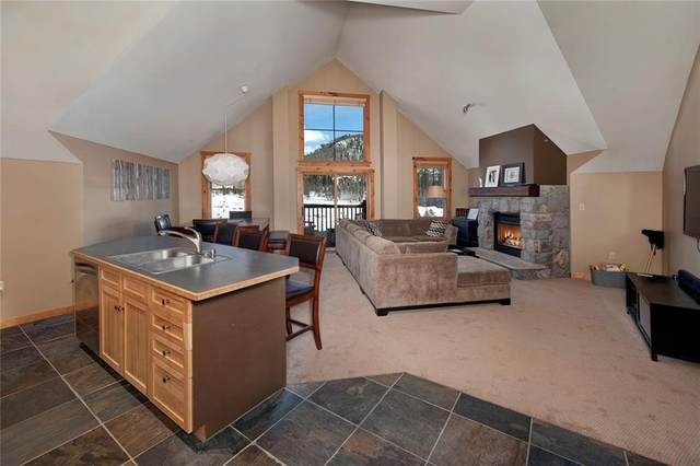 100 Dercum Square #8414, Keystone, CO 80435 (MLS #S1017858) :: Colorado Real Estate Summit County, LLC