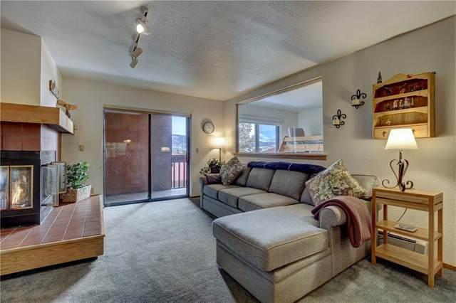 749 Lagoon Drive 1C, Frisco, CO 80443 (MLS #S1017862) :: Colorado Real Estate Summit County, LLC