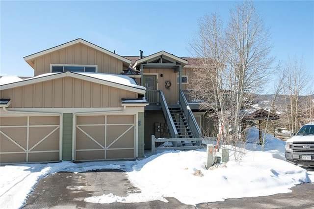 79 Glen Cove Drive #79, Dillon, CO 80435 (MLS #S1017863) :: Colorado Real Estate Summit County, LLC