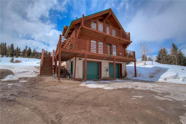 1052 Summit Drive, Dillon, CO 80435 (MLS #S1017870) :: eXp Realty LLC - Resort eXperts