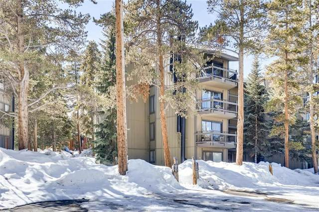 1075 Ski Hill Road Road #50, Breckenridge, CO 80424 (MLS #S1017875) :: Colorado Real Estate Summit County, LLC