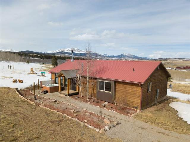 251 Foxtail Lane, Fairplay, CO 80440 (MLS #S1017882) :: Colorado Real Estate Summit County, LLC