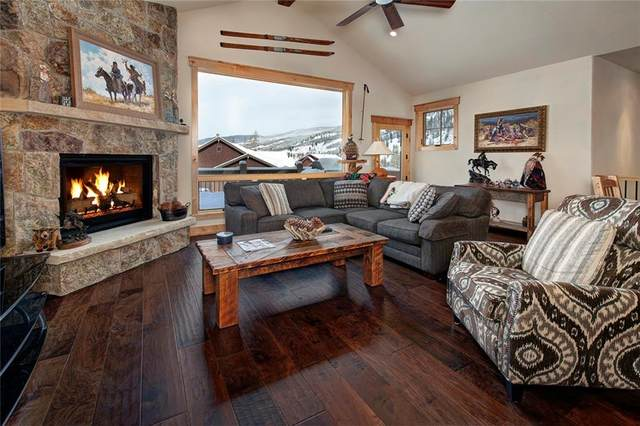 864 Independence Road 2A, Keystone, CO 80435 (MLS #S1017888) :: Colorado Real Estate Summit County, LLC