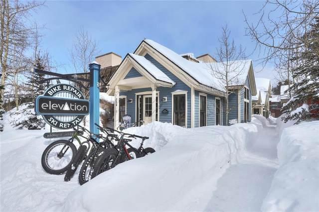324 N Main Street #1, Breckenridge, CO 80424 (MLS #S1017891) :: Colorado Real Estate Summit County, LLC