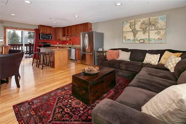 501 Teller Street L, Frisco, CO 80443 (MLS #S1017893) :: Colorado Real Estate Summit County, LLC
