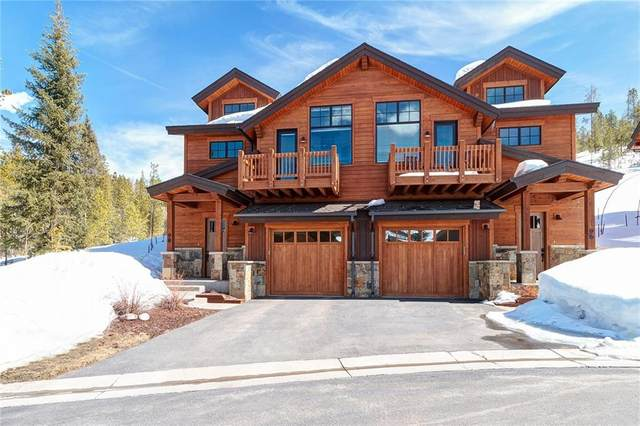 98 Dewey Placer Drive, Breckenridge, CO 80424 (MLS #S1017896) :: eXp Realty LLC - Resort eXperts