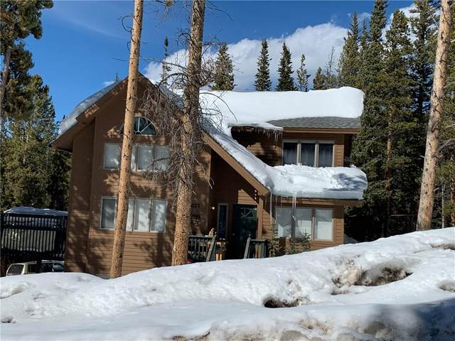 23 Scr 534, Breckenridge, CO 80424 (MLS #S1017908) :: eXp Realty LLC - Resort eXperts