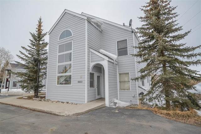 22 Cove Boulevard D2, Dillon, CO 80435 (MLS #S1017911) :: eXp Realty LLC - Resort eXperts