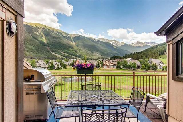 92 Wheeler Circle #204, Frisco, CO 80443 (MLS #S1017919) :: eXp Realty LLC - Resort eXperts