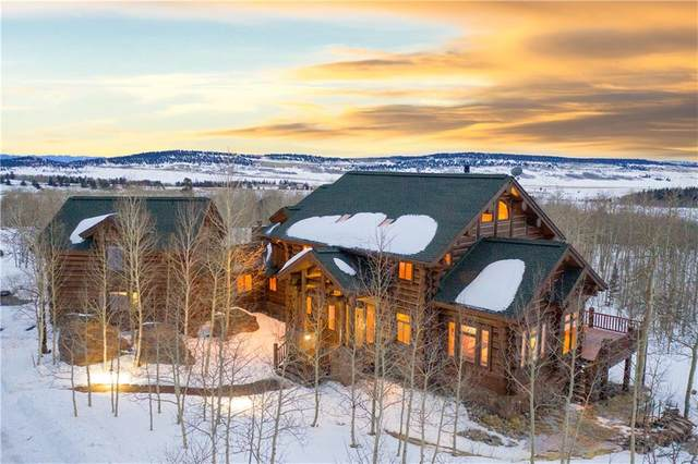 252 Iron Mountain Road, Fairplay, CO 80440 (MLS #S1017924) :: Colorado Real Estate Summit County, LLC